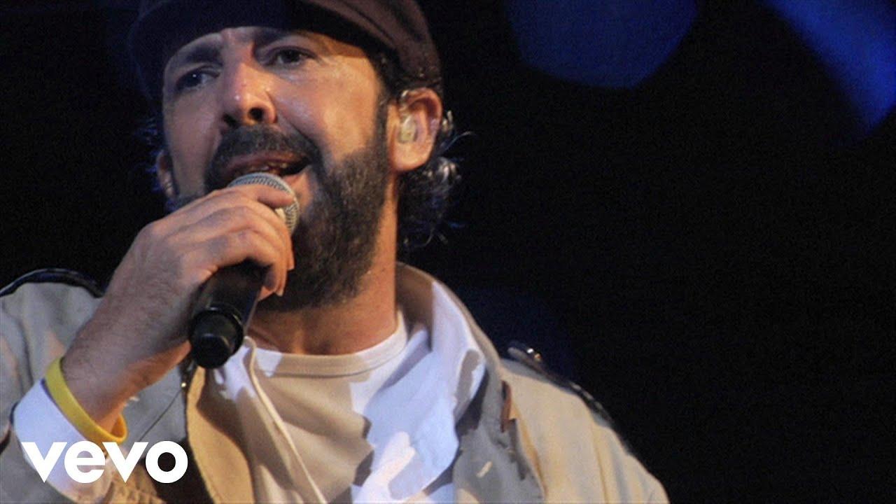 Juan Luis Guerra Medley De Bachatas Live Youtube