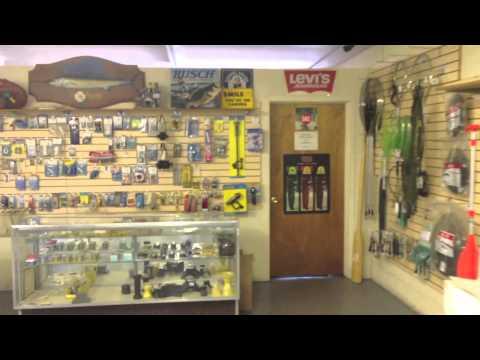 SANDY COVE BAIT & TACKLE -fishing Shop