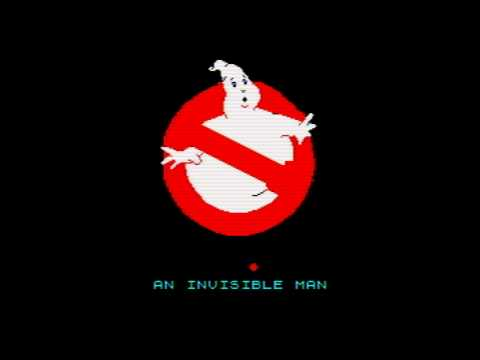 Ghostbusters (1986) Title Music - Sinclair ZX Spectrum 128k