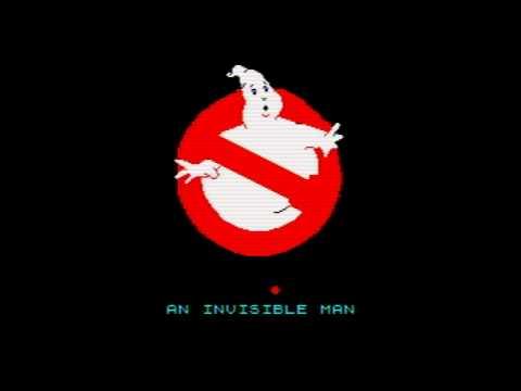 Ghostbusters (1986) Title Music - Sinclair ZX Spectrum 128k
