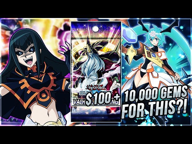 Yu-Gi-Oh! Duel Links | NEW BOX Valhalla Calling Opening! 10,000+ Gems & $100 Later..