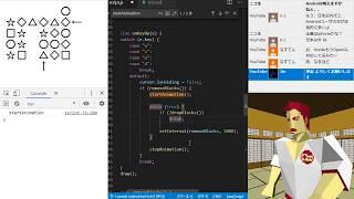 JavaScriptでパズドラを作ってみる #3(最終回)【プログラミング実況】