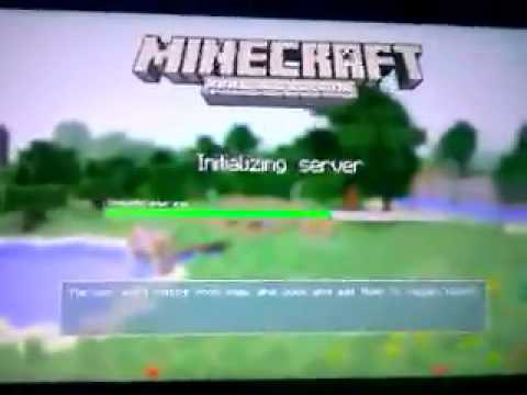 Minecraft Xbox AWSOME seed
