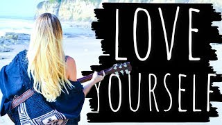 Justin Bieber - Love Yourself (PURPOSE : The Movement) Cover by Danna Richards