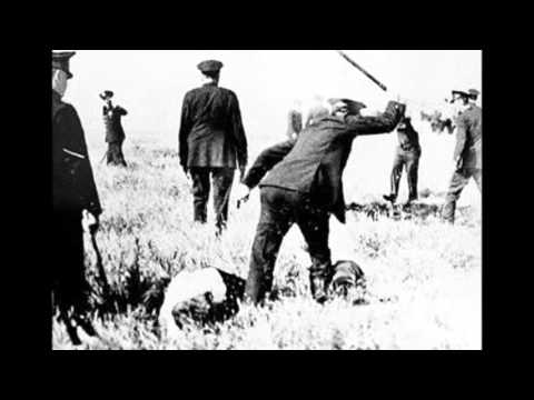 The Newsreel that Started it All The Memorial Day Massacre 1937