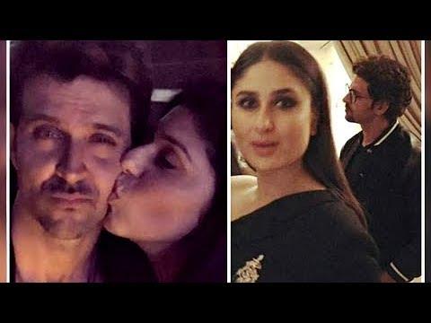 Kareena Kapoor And Hrithik Roshan Together At Ambani Party