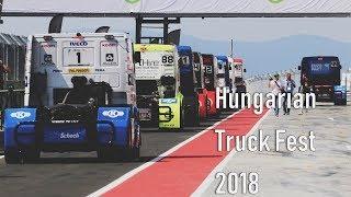 FIA European Truck Racing Championship - Hungaroring 17.06.2018.