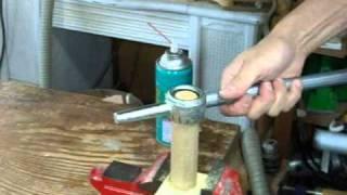 太い木製ネジの自作 Homebrew Wooden Bolts And Nuts