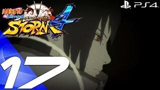 Naruto Shippuden Ultimate Ninja Storm 4 - Walkthrough Part 17 - Madara Final Fight & Kaguya