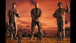 Смотреть клип Hit-Boy Ft. Big Sean & Fivio Foreign - Salute