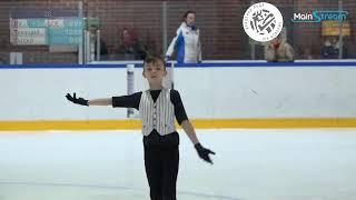 Соревнования по фигурному катанию на коньках На призы ЦПФ Кудрявцева В Н День 1