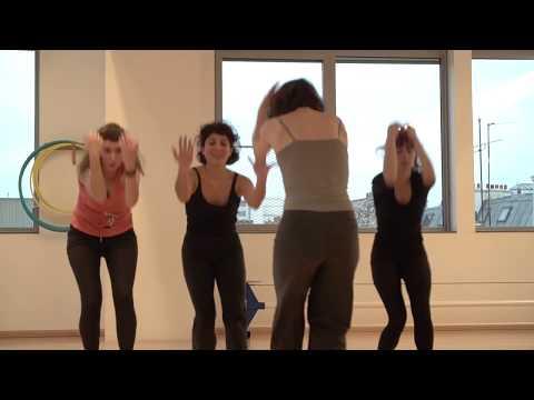 Atelier danse libre - Rébecca Macchia