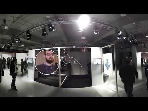 hub.berlin | 360° Digital Arts Lab by Retune
