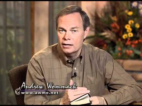 Andrew Wommack: Discover The Keys To Staying Full Of God: The Power Of Imagination Week 3 Session 3