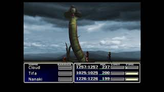 FINAL FANTASY VII midgar zolom run