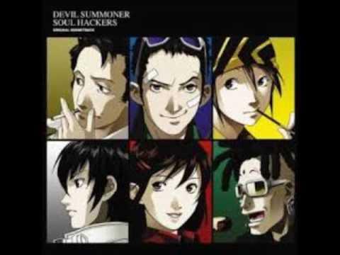 【作業用 BGM】 デビルサマナー ソウルハッカーズ Disc2