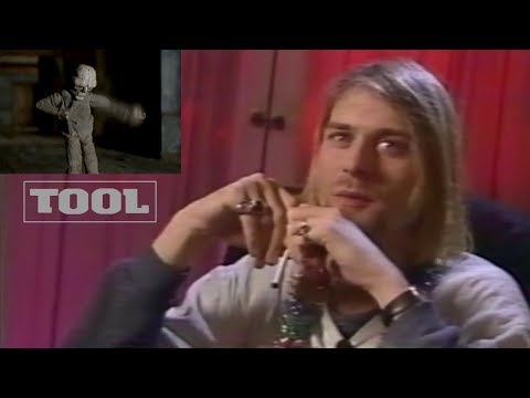 Kurt Cobain Talks About Tool's Sober Music Video