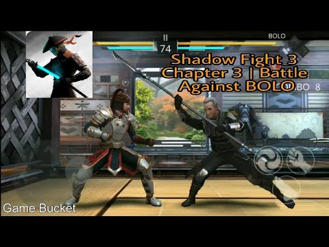 Shadow Fight 3 Chapter 3 (Act 3 ) Review - How To Beat Marcus & Final Boss