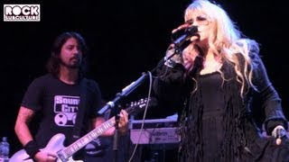 Sound City Players 'Dreams' with Stevie Nicks & Dave Grohl at Hollywood Palladium