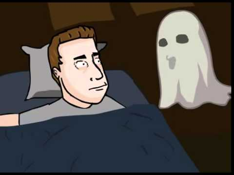 Nick Swardson  - Ghost (Animated) (from - Party)