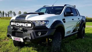 Hurter Offroad Ford Ranger Raptor Edition