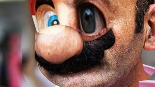 watch him become SUPER MARIO!