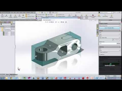 Use Solidworks Costing To Find The Right Price Youtube