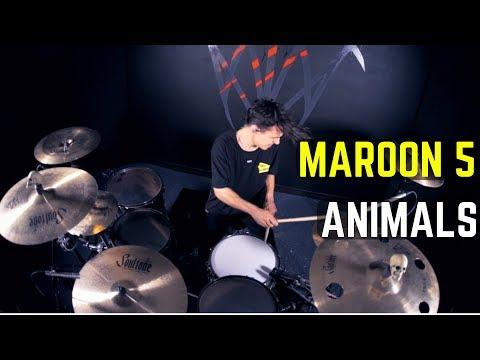 Maroon 5 - Animals  Matt McGuire Drum Cover