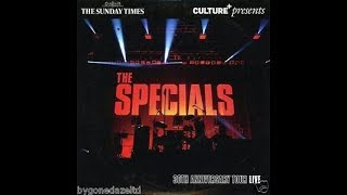 The Specials Live 30th Anniversary Tour
