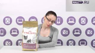 Корм для кошек старше 1 года Royal Canin British Shorthair, 2кг