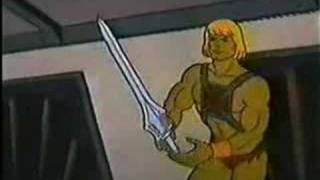 Repeat youtube video DVDA - HeMan - Now you're a man