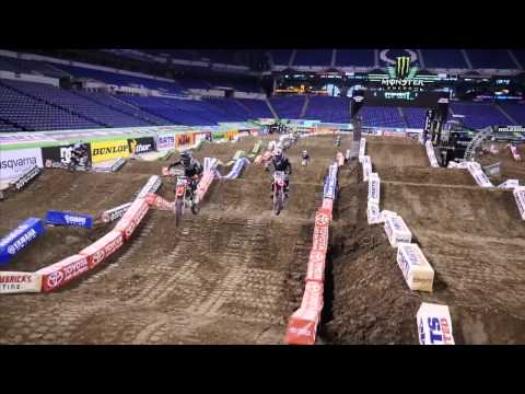Race Day LIVE 2015 - Indianapolis - Drone Testing