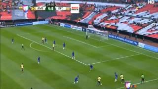 Club América vs Bayamón FC / 6 - 1 / Fase de Grupos CONCACAF Liga de Campeon|es