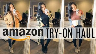 AMAZON TRY ON HAUL 2018 | GET THE LOOK FOR LESS | DESIGNER DUPES