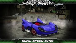 Need for Speed: Most Wanted Car Build - Sonic Speed Star