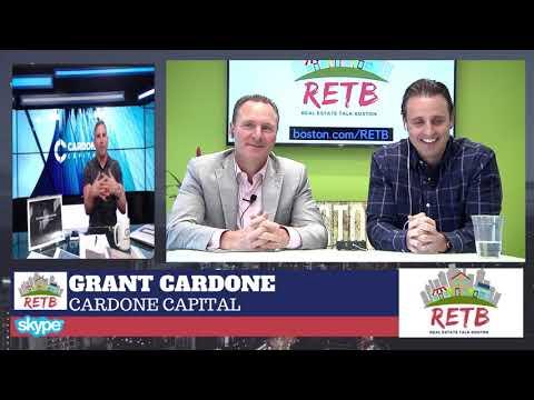Real Estate Investing with Grant Cardone - Real Estate Talk Boston
