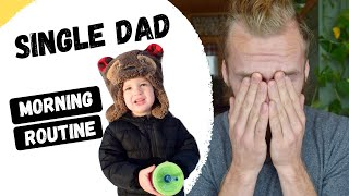 A Day In The Life Of A Conscious Single Dad - Morning Routine (5:30AM Wake Up)