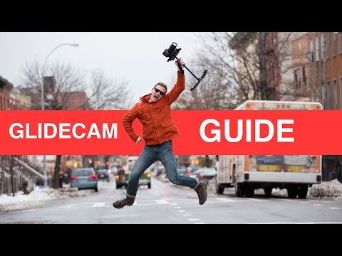 How to use a Glidecam HD4000 for Wedding Filmmakers