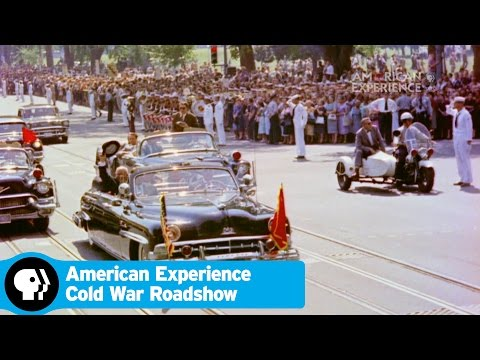 "Khrushchev Arrives In America - A Clip From ""Cold War Roadshow"""