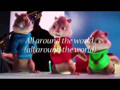Alvin and the Chipmunks - South Side (Lyrics)