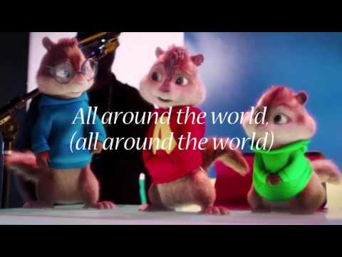Alvin and the Chipmunks - South Side (Lyrics)