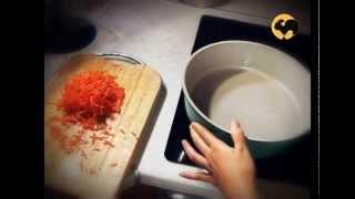 Грибной суп со сливками. Вкуснятина 04