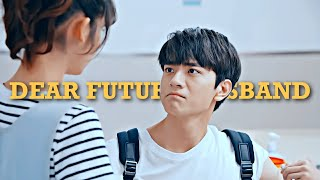 Chinese Multifandom | Dear Future Husband (sweet moments)