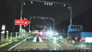 香川県坂出市津町 国道11号線西行き 過積載監視システム