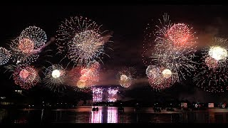 Happy 4th Of July From Walt Disney World | Watching Magic Kingdom Fireworks From Polynesian Resort