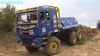 6x6 MAN Truck in Europe truck trial | Langenaltheim, Germany 2018 | no. 312