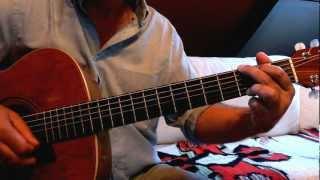 """Comment jouer """"NATHALIE"""" de GILBERT BECAUD à la guitare"""