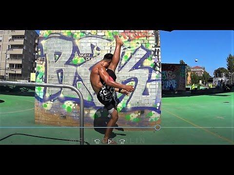 Dynamic Stretching | Hammer Kick Progression | Lower Abs Core Leg Workout | UFC TKD MMA