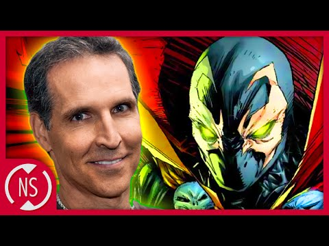 TODD MCFARLANE Gets Sued for MILLIONS Over a SPAWN Character! || NerdSync