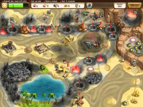 Roads of Rome 3 Episode 3 Level 10
